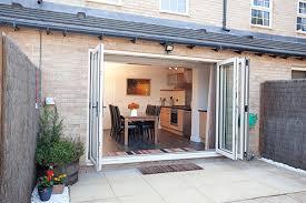 Patio Bi Folding Doors Sliding And Bi Fold Patio Doors Are A Great Choice