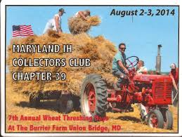 international harvestor collectors club maryland chapter 39