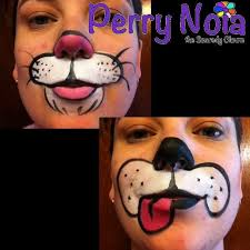 best 25 puppy face paint ideas on pinterest dog face paints
