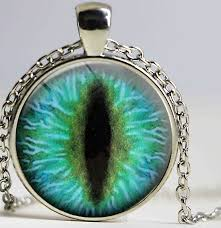 cat eye pendant necklace images 2017 hot sale cat eye necklace evil eye jewelry dragon eye jpg