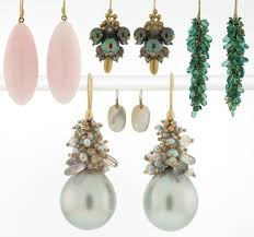 ted muehling earrings going to chinatown new york social diary