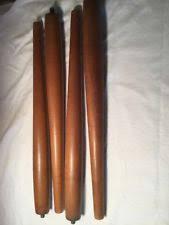Midcentury Modern Table Legs - mid century modern antique furniture parts u0026 salvaged pieces ebay