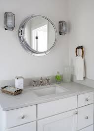 porthole mirrored medicine cabinet royal naval porthole mirrored medicine cabinet cottage bathroom