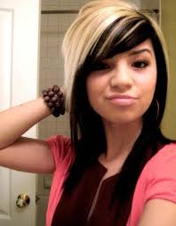 mullet hairstyles for women emo hairstyles for girls latest popular emo girls haircuts