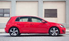 red volkswagen golf 2017 volkswagen golf gti review autonxt