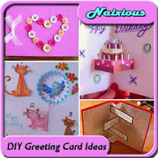 Ideas For Decorating Cards Diy Greeting Card Ideas Android Apps On Google Play