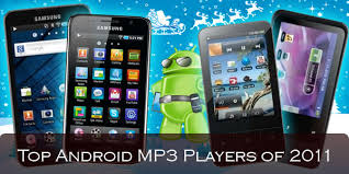 top android mp3 players for 2011 android authority - Mp3 Android