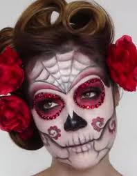 Sugar Skull Halloween Costumes 12 Sugar Skull Images Halloween Ideas