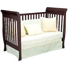 3 In 1 Convertible Cribs Delta Children Glenwood 3 In 1 Convertible Sleigh Crib Espresso