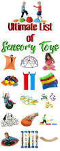 the ultimate list of sensory toys for autistic children on the