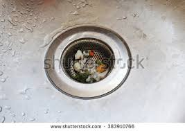 Clogged Kitchen Sink Stock Photos RoyaltyFree Images  Vectors - Dirty kitchen sink