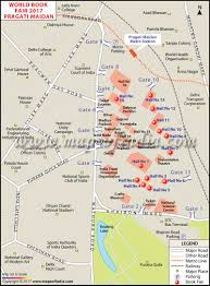New Delhi Metro Rail Map by World Book Fair 2017 In New Delhi Map And Information