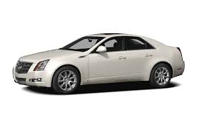 2009 cadillac cts new car test drive