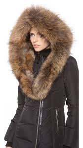 mackage trish coat one of my favorites vogue pinterest