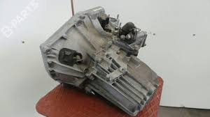 manual gearbox fiat bravo ii 198 1 6 d multijet 26895