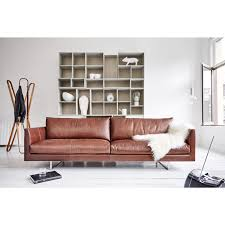 sofa leder montis sofa axel leder montis