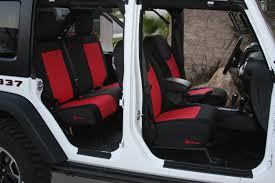 Jeep Wrangler Leather Interior Jeep Wrangler Unlimited Seat Covers