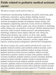 Sample Medical Assistant Resume by Medical Assistant Resumes Samples Corpedo Com