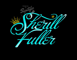calligraphy logo with crown custom logo design name logo