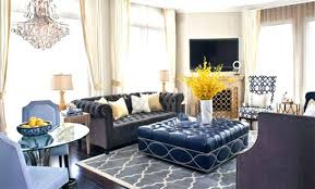 Navy Ottoman Navy Blue Tufted Ottoman Awesome Coffee Tables Ideas Table