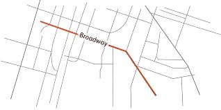 Map Of Sacramento Urban Regeneration 10 Streets That Define America