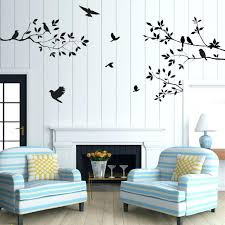 living room wall stickers wall sticker home decor sale birds tree wall stickers home decor