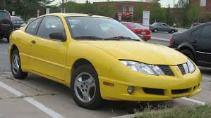 pontiac sunfire wikipedia