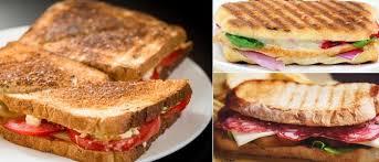 Delicious Foreman Grill Sandwich & Panini Recipes