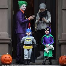 neil patrick harris and david burtka play dress up with the kids