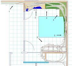 Railroad Style Apartment Floor Plan Tamalpais Valley Railroad