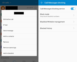 how to block someones number on android how to block a number on android calls and texts blacklist and