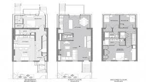 row home floor plan new construction custom luxury download floor plans modern urban