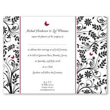 Wedding Invitations Prices Butterfly Personalised Wedding Invitations The Letter Press
