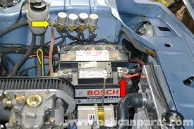 bmw 2002 battery connection notes and replacement 1966 1976