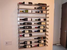 metal wall mounted wine rack u2014 john robinson house decor