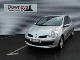 renault clio 2007 2007 renault clio 1 2 16v rip curl 3 door used kia dealer northern