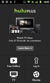 hulu plus apk hulu plus finally available in the android market for select few