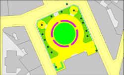 square louis bureau nantes parcs jardins et squares square du muséum louis bureau