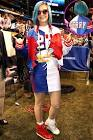 See Katy Perrys Wacky Super Bowl-Themed Look - Us Weekly