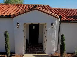spanish homes exterior mediterranean with santa barbara style