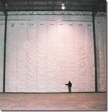 Insulated Curtains Insulated Vinyl Curtains Akon Curtain And Dividers