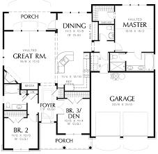 floor plan cottage home design wonderfull modern at floor plan