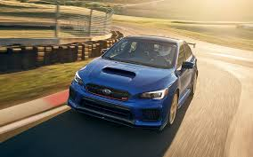 subaru vortex 2018 subaru wrx sti type ra revealed with more power less weight