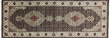 2 X 7 Runner Rug Wool Silk Tabriz 3 X 7 Runner Rug