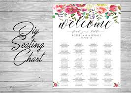 wedding table assignment board floral seating chart seating chart board reception plan seating