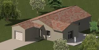 plan de maison gratuit 3 chambres plan maison 5 chambres plain pied gratuit plan maison plein