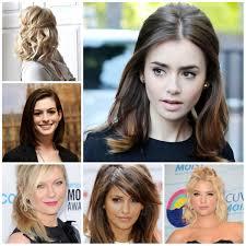 glamour hairstyles medium length hair 70 darn cool medium length hairstyles for thin hair cool