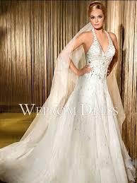Halter Wedding Dresses Halter Wedding Dresses