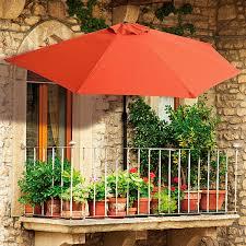 sonnenschirm rechteckig mit kurbel sonnenschirm fr balkon mit kurbel heimdesign innenarchitektur