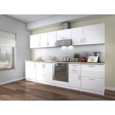 cuisine blanc laqué cuisine blanc laque achat vente pas cher